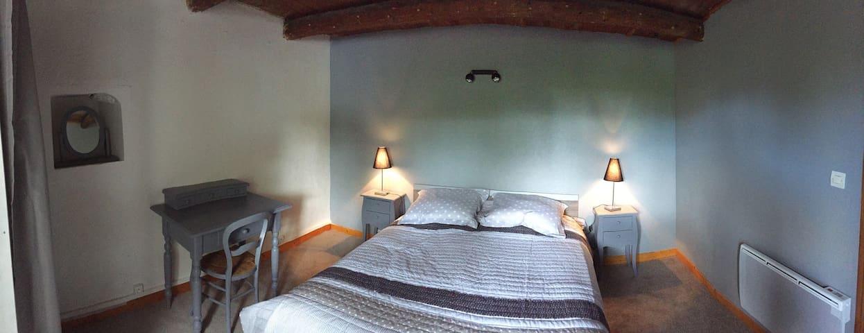 Chambre double (lit en 160)
