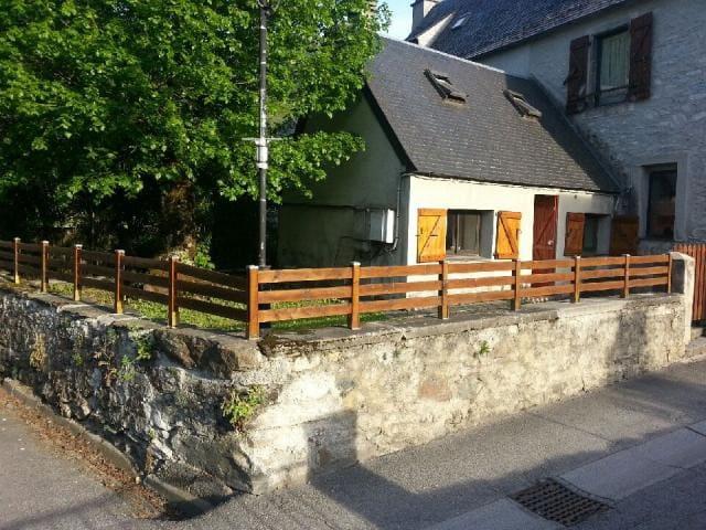 petite maison  avec jardin - Loudenvielle - Casa