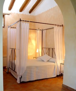 The Celler: Beautiful, in the field - L'Hostal