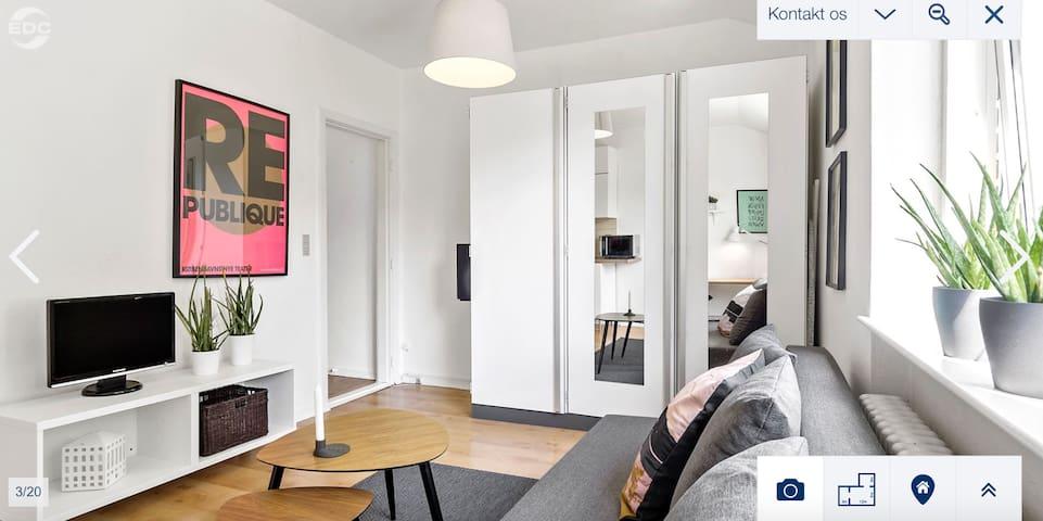 Apartment in a quiet area 10 min to Aarhus centrum