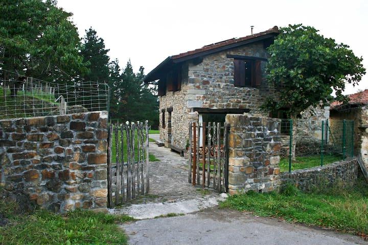 Casa reserva biosfera de Urdaibai - Nabarniz - Rumah
