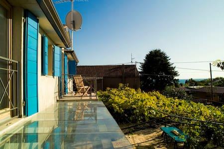 A3_Loveable Istrian flat&terrace
