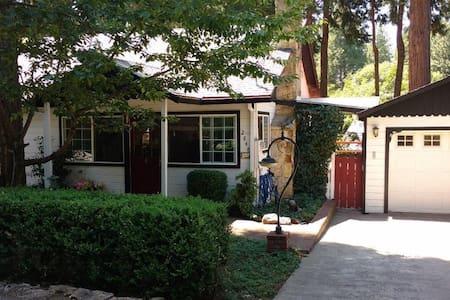 Cedar Cottage - Domek parterowy