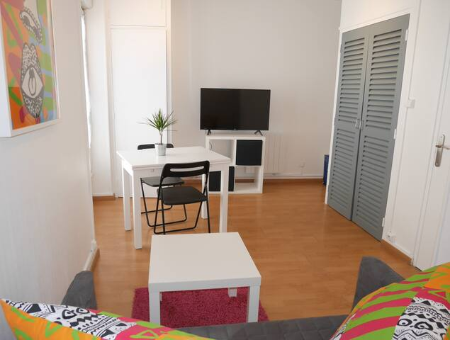 1 bedroom flat, fully equiped / Center