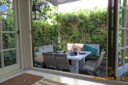 Quiet, Secure and Charming - Cape Town - Hus