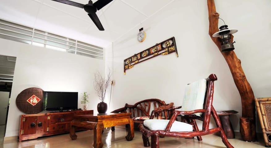 Foo Homestay Penang Malaysia - Tanjung Bungah - House
