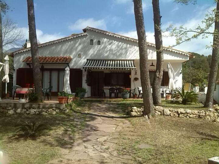 Mountain Villa near Gandia Beach