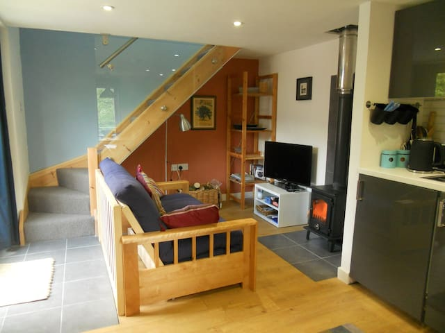 The Sidings-cosy,comfy,contemporary