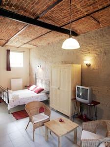 Ruime kamer in een unieke locatie