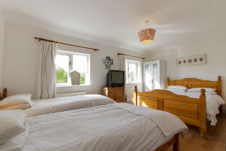 Rustic retreat by Lough Mask - Ballinrobe - Bed & Breakfast