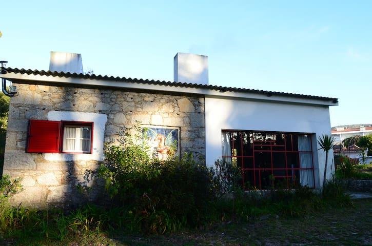 Casa do Sol - Moledo - Hus
