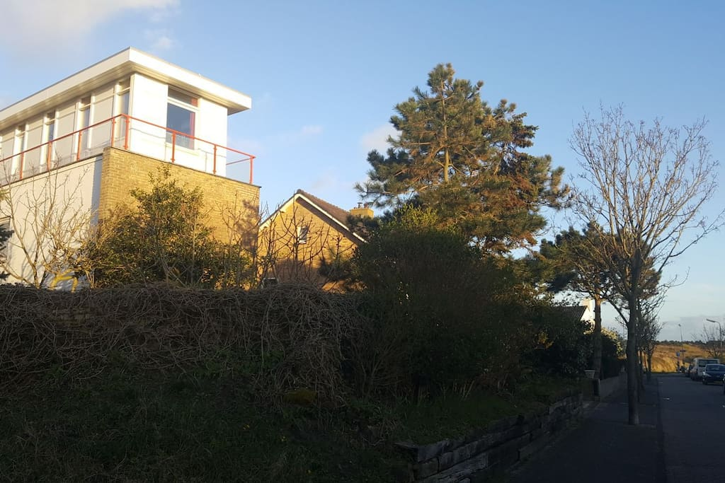 Appartment with roof terrace and great view zandvoort for 4 holland terrace needham ma