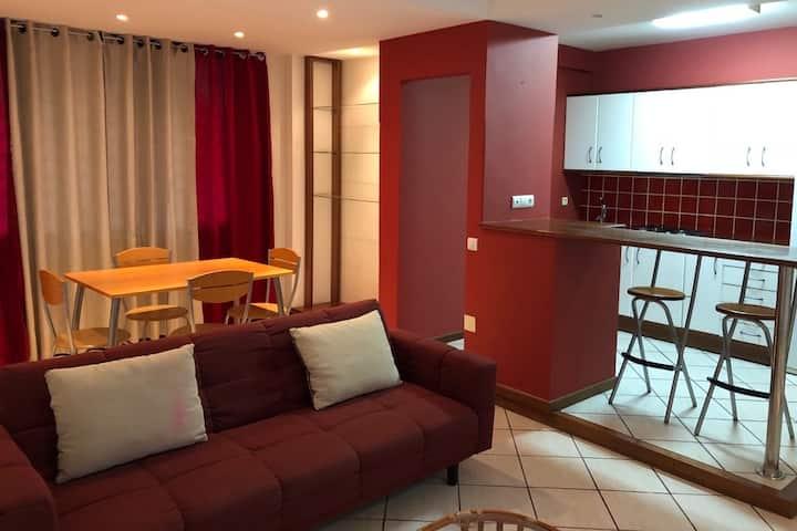 Kretcheu Apartment