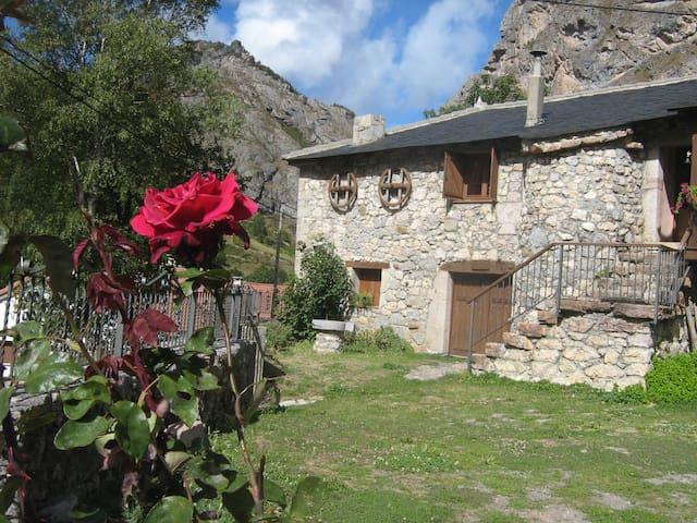 Casas Rurales La Laguna - Valle de Lago, Somiedo - Apartament