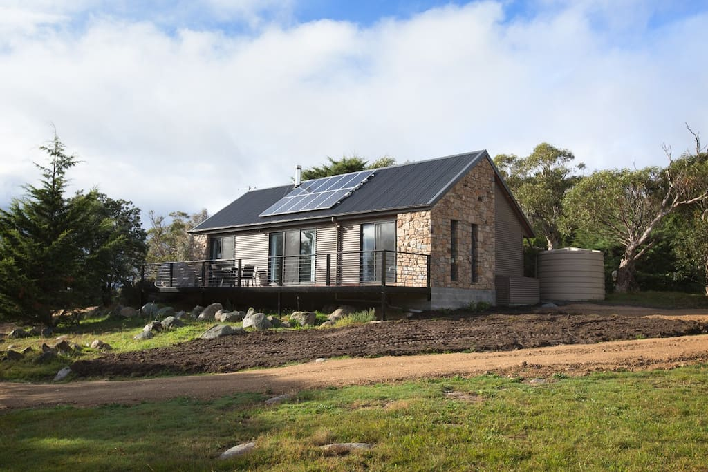 Touchdown cottages case in affitto a jindabyne nuovo for Piani casa del sud del cottage