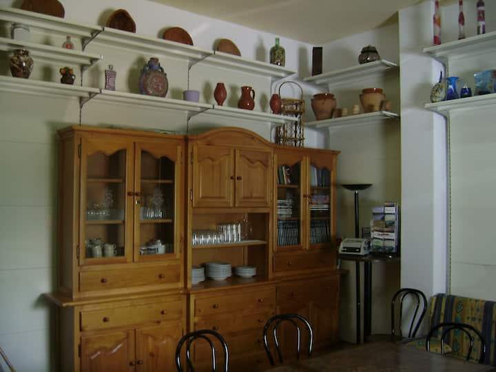 sierra de Aracena. apartamento privado nº3.