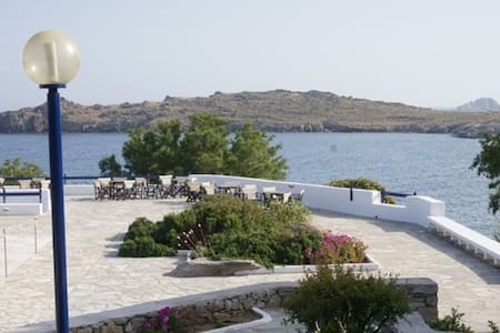 A Seaside 3Bedroom villa in Mykonos - Tourlos