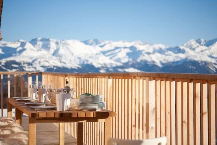 Le Lodge,  4 Vallées Switzerland - Vex - House