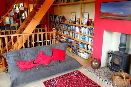 A Lovely Spacious 2 Bedroom House - Grindleford - 獨棟