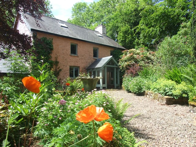 Rural Farm House, Stunning Views - Brecon - Haus