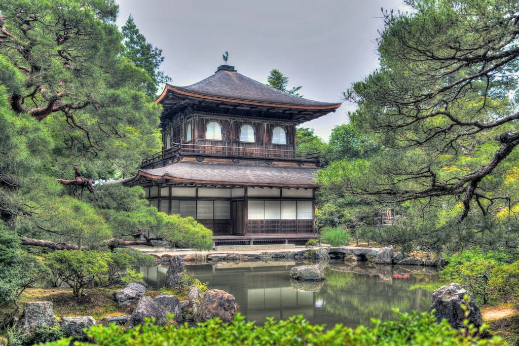 Gingaku Temple