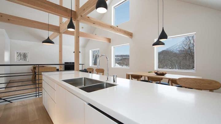 Designer's house at Country Resort - MIYAMA 2BD