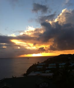 Spectacular Sunsets - Basseterre