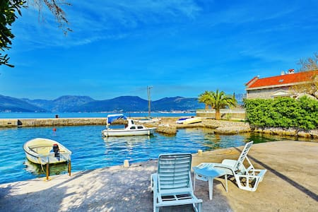KJARA APARTMENTS - Wonderfull Studio for 3 adults - 蒂瓦特(Tivat) - 公寓
