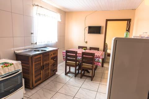 Apartamento 6 - Pérola do Atlântico - Itapoá/SC