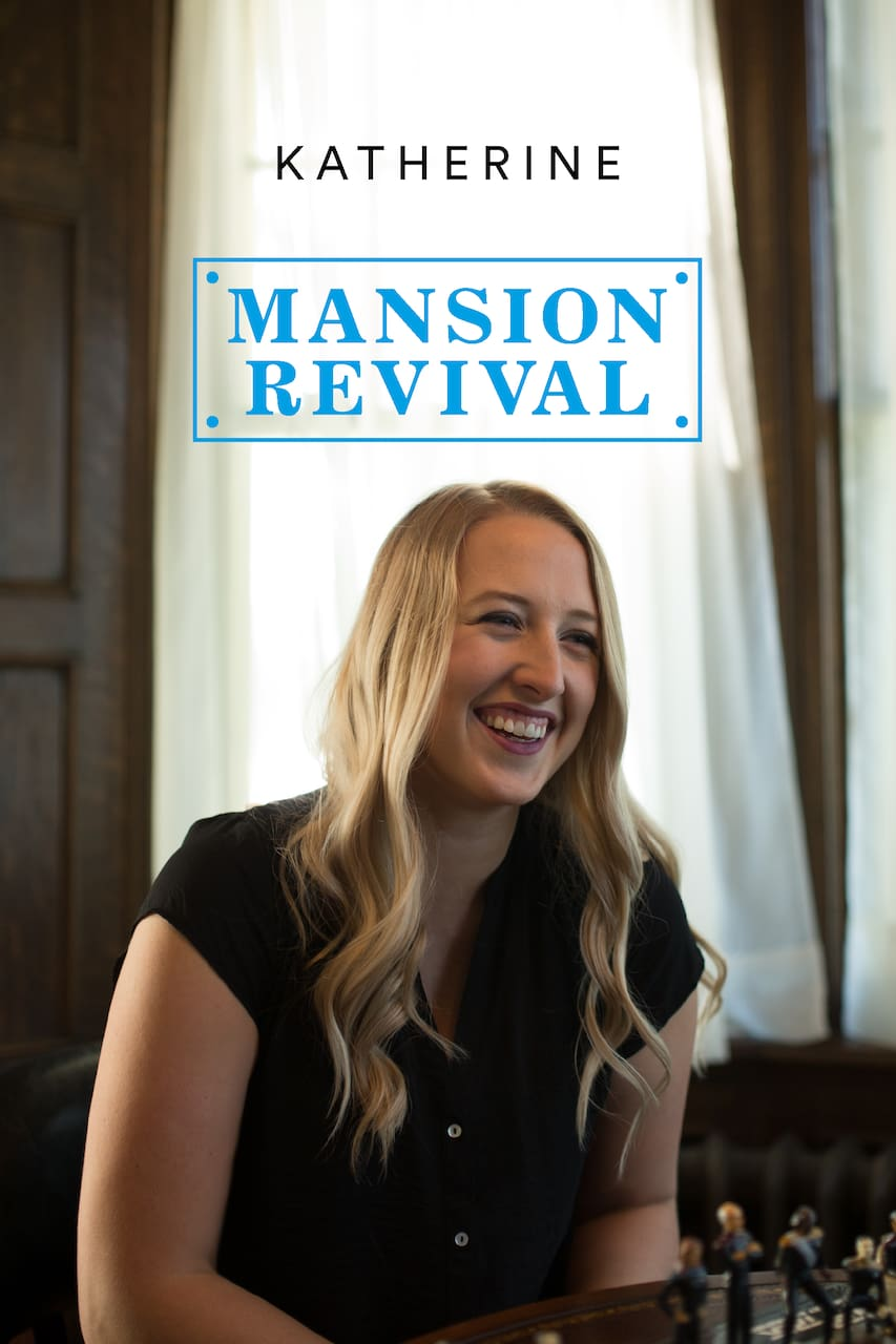 Mansion Revival  - cover