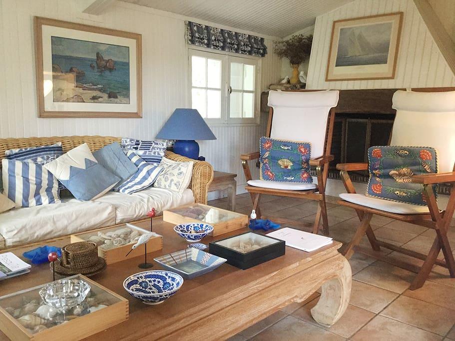 Living-Room - First Floor