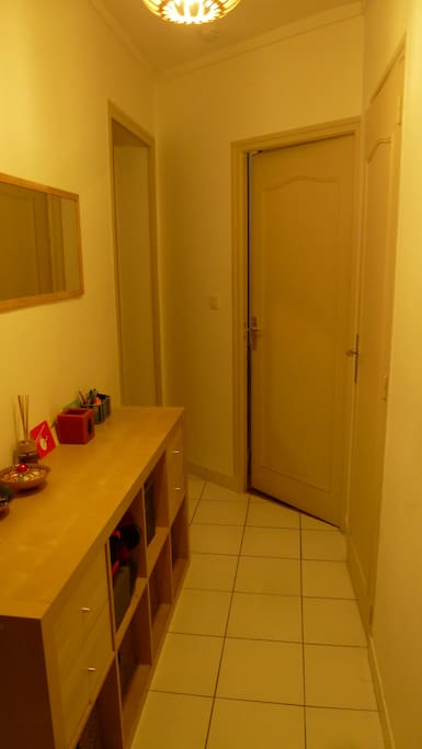 couloir/entrée
