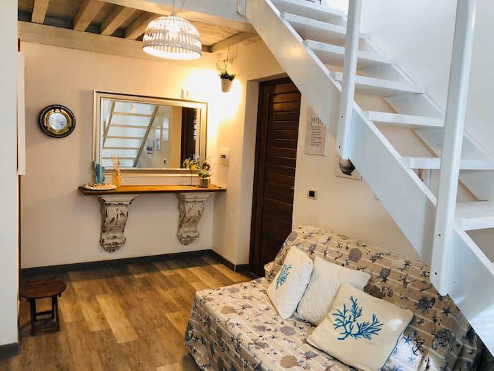 Loft UGB suite terrazzo nel cuore di Porto Rotondo