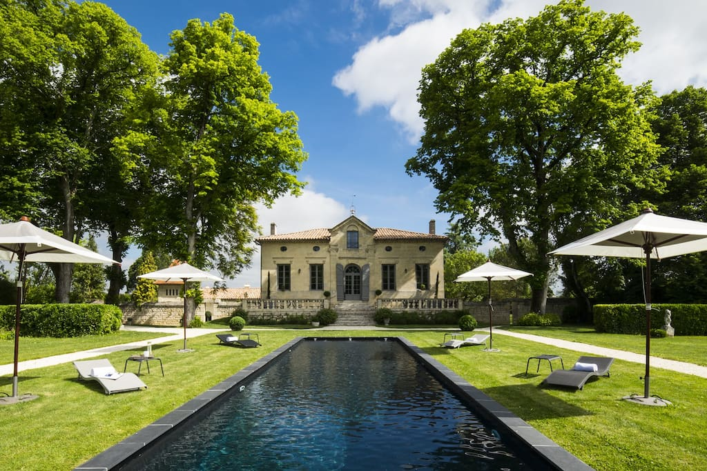 Clos marcamps guest house chambres d 39 h tes louer for Chambre d hote aquitaine