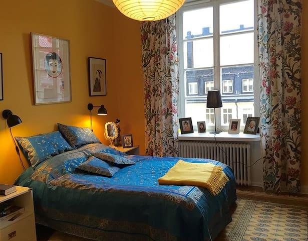Lovely apt; the heart of Stockholm - Estocolmo - Bed & Breakfast
