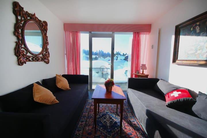 Unique apartment in Crans-Montana