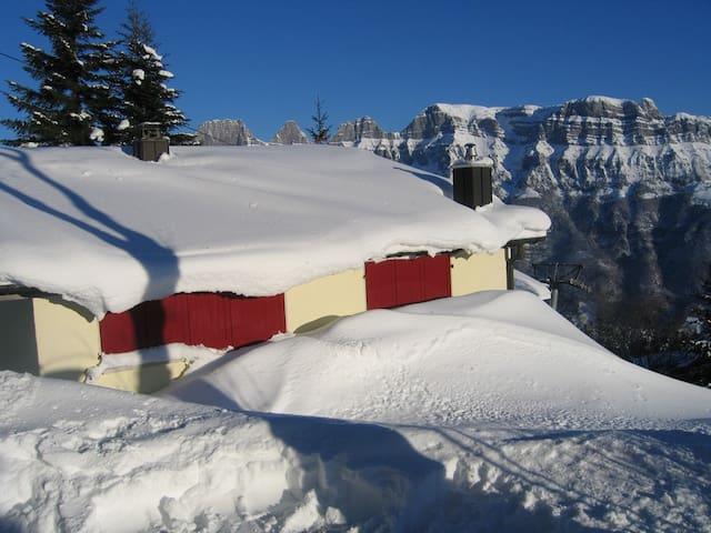 Chalet Bella Vista - Flumserberge - Flums - Bungalo
