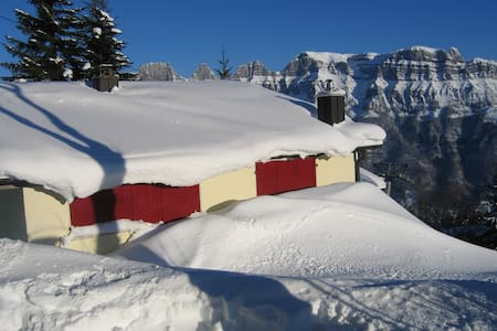 Chalet Bella Vista - Flumserberge - Flums - Chatka w górach
