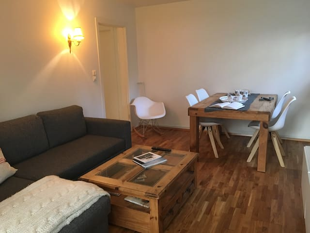 Beautiful apartment, great location - Akureyri - Apartamento