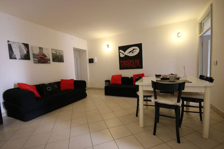 Marconi House - Viterbo - Appartement