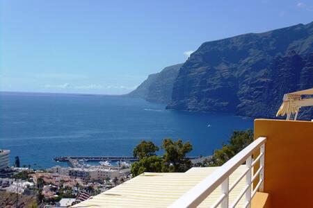 Апартаменты с панорамным видом и большой террасой! - Arguayo