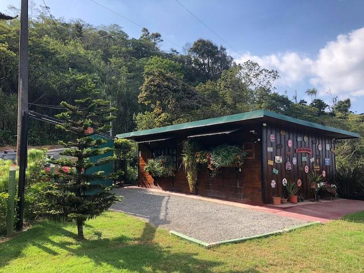 Apartamento Cacahuate (cabaña)