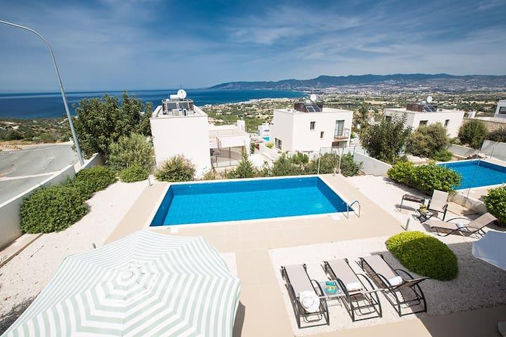 Villa Vikki, Beautiful sea views - Poli Crysochous - บ้าน
