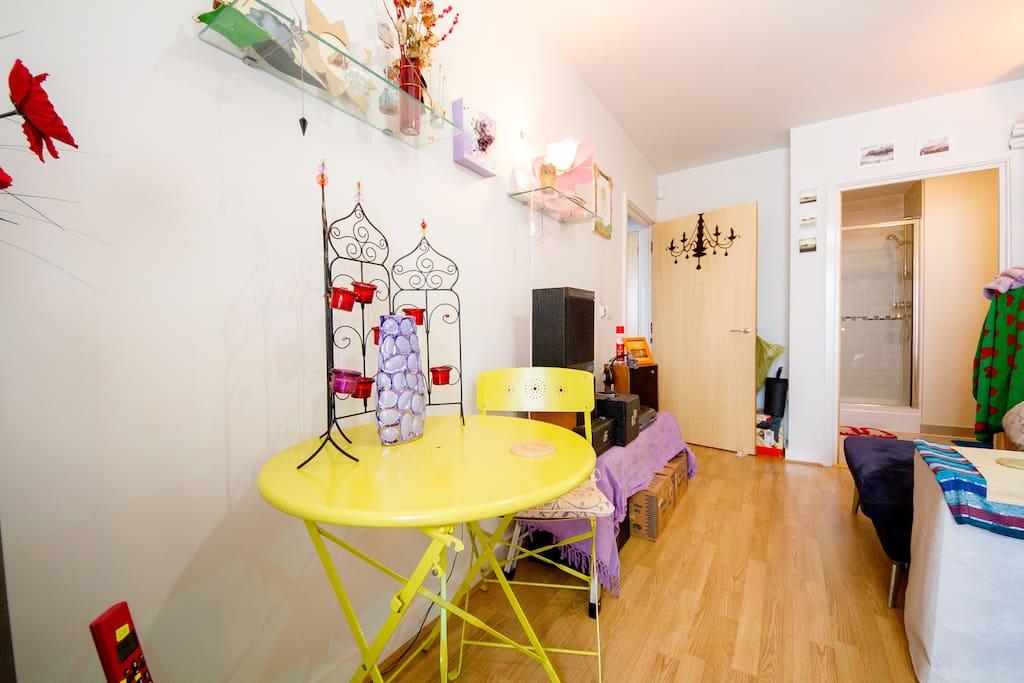 Camera singola con bagno en-suite - Appartamenti in affitto a Londra, , Regno...