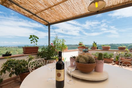 Loft in Torre del Tasso for sight and taste - Romola - Лофт