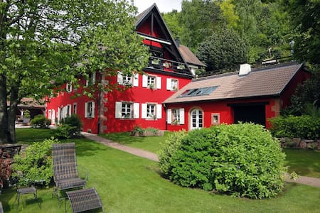Luxury B&B double room - Badiane - Fréland