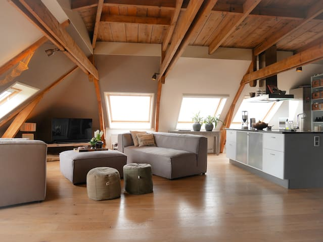 Modern appartement aan IJsselmeer - Stavoren