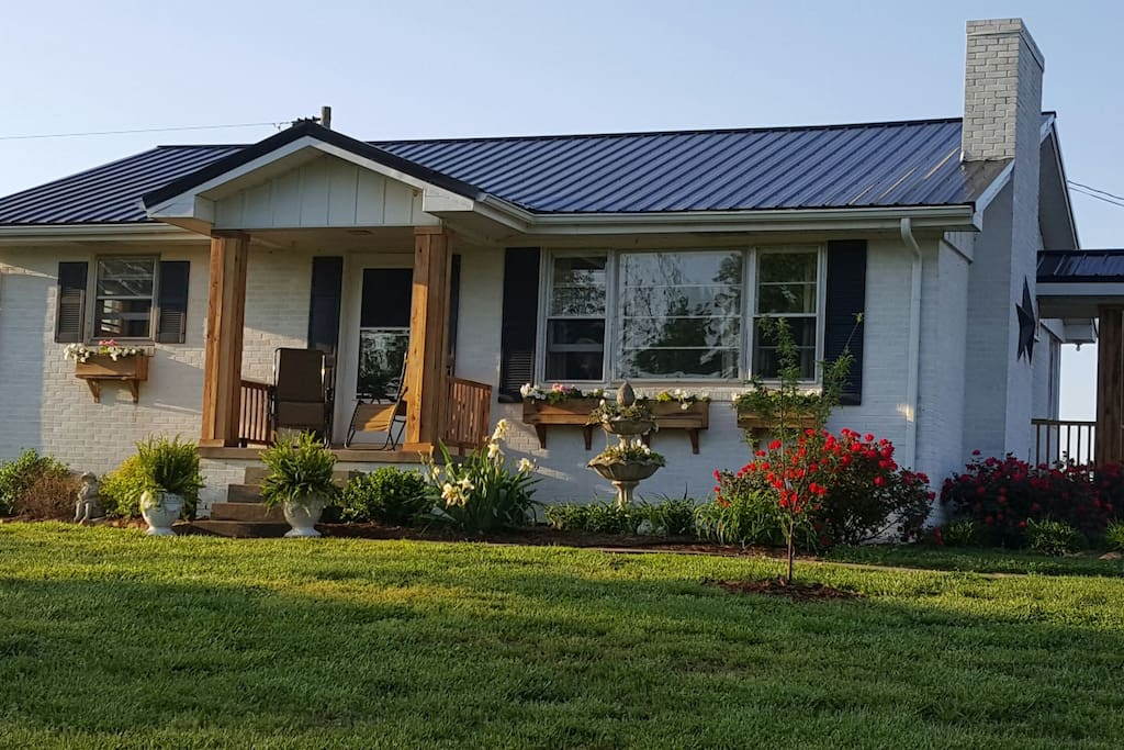 secluded getaway on old family farm houses for rent in princeton kentucky united states