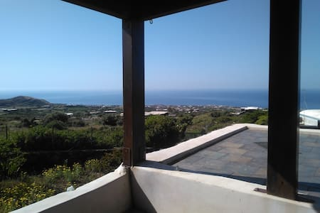 splendido dammuso - Pantelleria