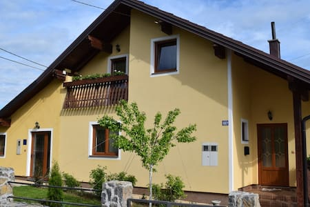 Apartment - green heart of Croatia - Otočac - House